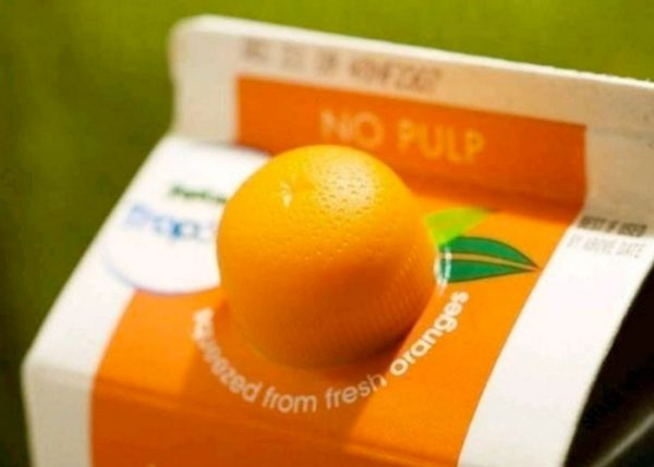 With Tropicana, what you see is what you get!