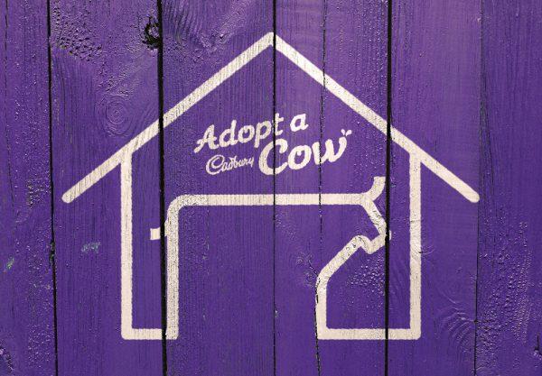Cadbury's Adopt a Cow