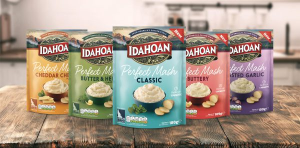Idahoan's Perfect Mash