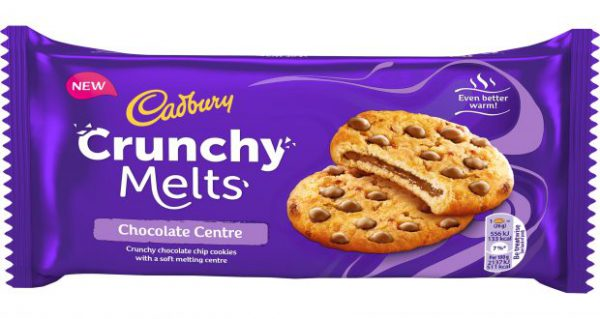 Cadbury Crunchy Melts